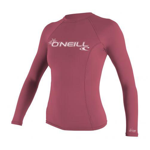 O'Neill---UV-werend-shirt-voor-dames-performance-fit---roze