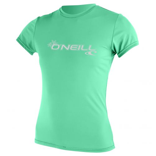 O'Neill---UV-werend-T-shirt-voor-dames-slim-fit---seaglass