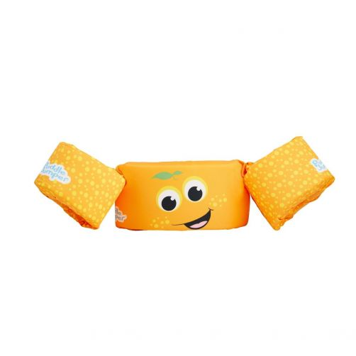 Puddle-Jumpers---Verstelbare-zwembandjes-met-sinaasappel---Oranje