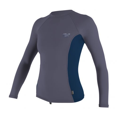 O'Neill---UV-werend-shirt-voor-dames---multicolor-(dusk,-abyss)