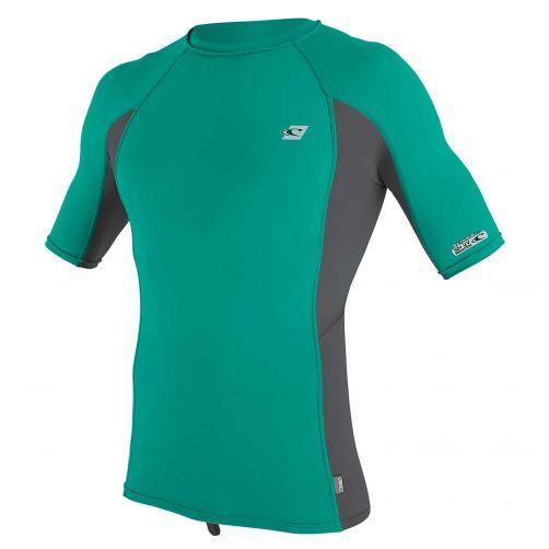 O'Neill---UV-shirt-voor-heren-met-korte-mouwen---Premium-Rash---Baltisch-groen