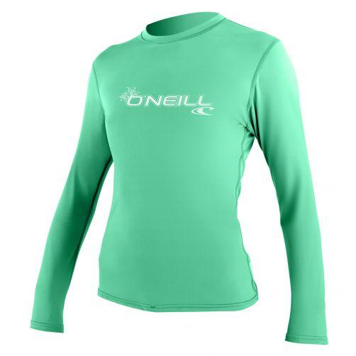 O'Neill---UV-werend-shirt-voor-dames-slim-fit---seaglass