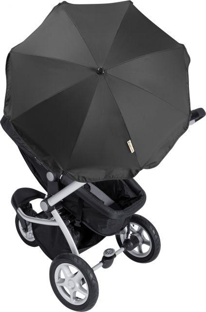 Playshoes---UV-parasol-voor-de-kinderwagen-Black