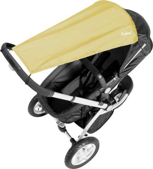 Playshoes---zonnescherm-voor-de-kinderwagen---Geel