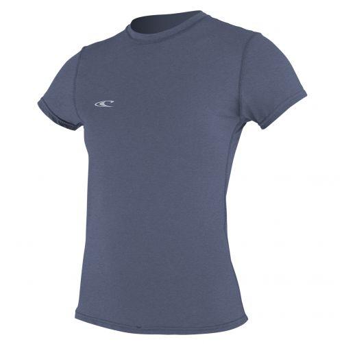 O'Neill---UV-werend-T-shirt-voor-dames-slim-fit---mist