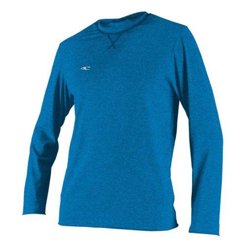 O'Neill---UV-shirt-voor-heren---Longsleeve---Hybrid-Sun---Helderblauw
