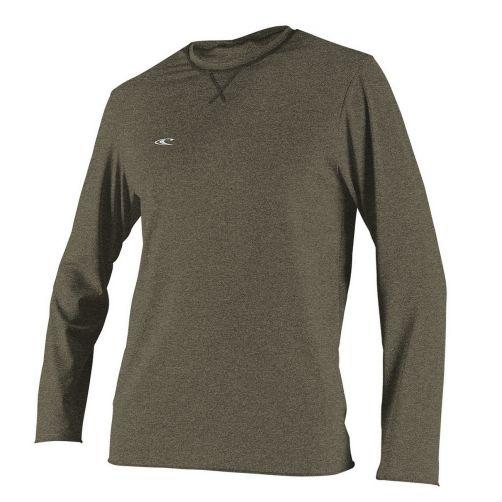 O'Neill---UV-shirt-hybrid-voor-heren-met-lange-mouwen---kaki
