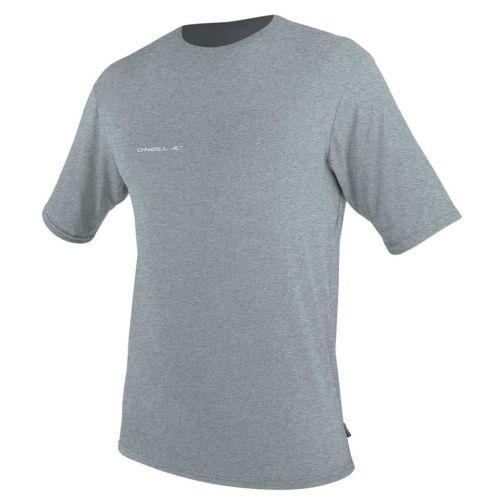 O'Neill---UV-shirt-voor-heren-met-korte-mouwen---Hybrid-Sun---Grijs