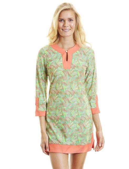 Cabana-Life---UV-jurk---Palm-Breeze