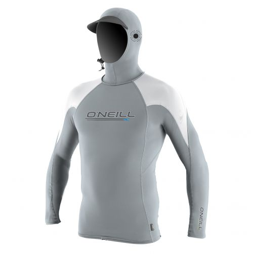 O'Neill---UV-shirt-voor-heren-met-lange-mouwen---grijs