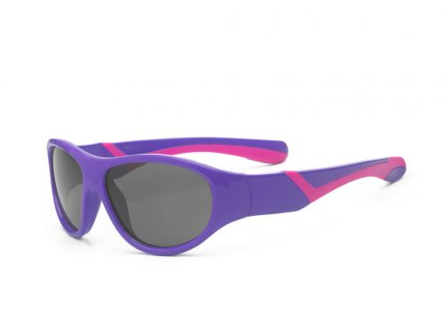 Real-Kids-Shades---UV-zonnebril-kleuter---Discover---Paars-/-roze