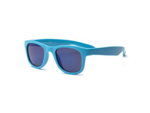 Real-Kids-Shades---UV-zonnebril-voor-kleuters---Surf---Neonblauw