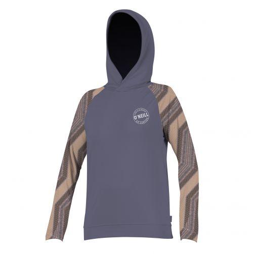 O'Neill---UV-hoodie-slim-fit-voor-dames---multicolor