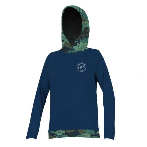 O'Neill---UV-hoodie-voor-dames---multicolor