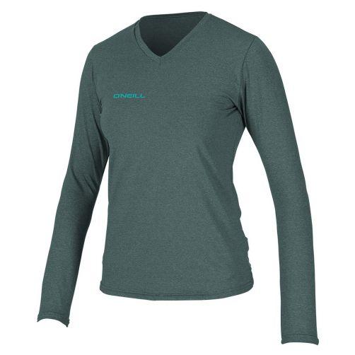 O'Neill---UV-shirt-voor-dames-met-lange-mouwen---eucalyptus-