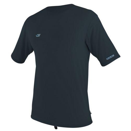O'Neill---UV-shirt-voor-heren-korte-mouwen---donkergrijs