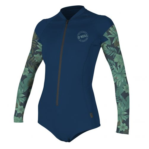O'Neill---UV-werend-shirt-voor-dames-performance-fit---multicolor