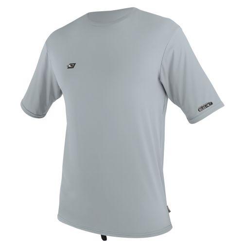 O'Neill---UV-shirt-voor-heren-met-korte-mouwen---grijs