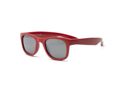 Real-Kids-Shades---UV-zonnebril-voor-kinderen---Surf---Rood