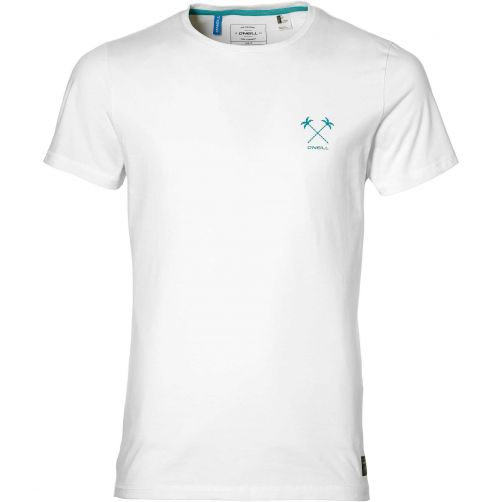 O'Neill---UV-shirt-voor-heren---Palms---Super-White-wit