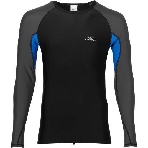 O'Neill---UV-shirt-voor-heren---Valley---Black-Out-zwart