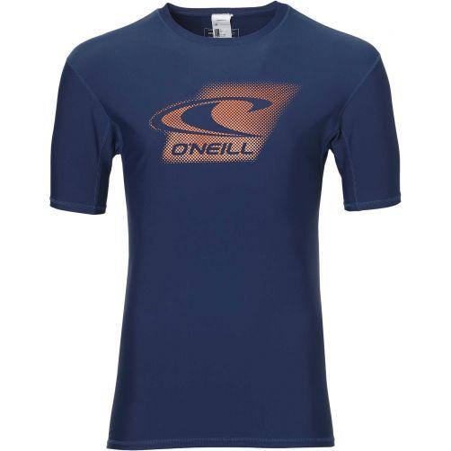 O'Neill---UV-shirt-voor-heren---Creek---Atlantic-Blue-blauw-