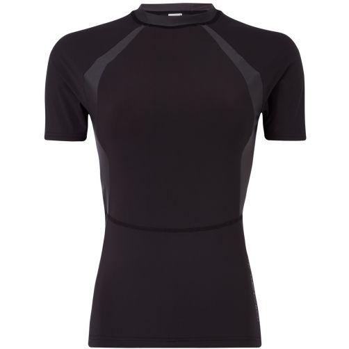 O'Neill---UV-shirt-voor-dames-met-korte-mouwen---zwart