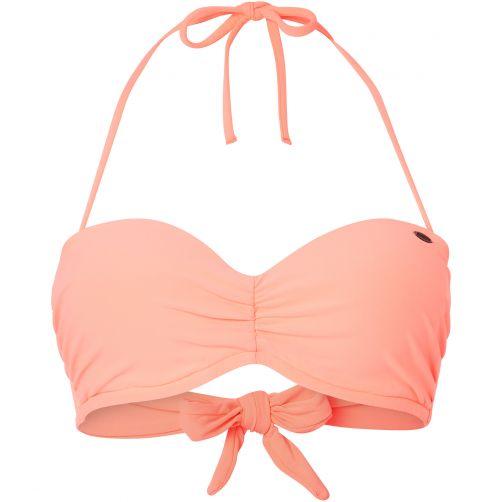O'Neill---Bikinitop-voor-dames---roze/oranje