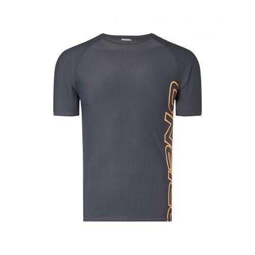 O'Neill---UV-shirt-met-korte-mouwen-voor-heren---donkergrijs