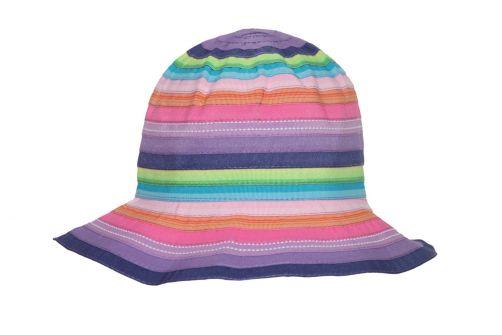 Rigon---UV-bucket-hoed-voor-kinderen---Chloe---Rainbow