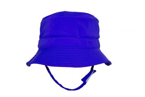 Rigon---UV-bucket-hoed-voor-jongens---Royal-blauw