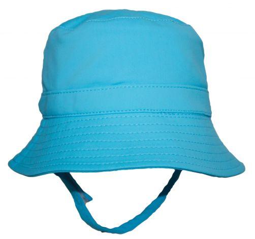 Rigon---UV-bucket-hoed-voor-baby's---Turquoise