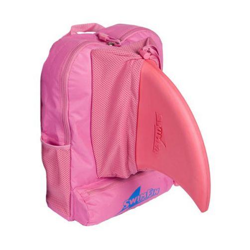 Swimfin---Rugtas-voor-drijfhulpmiddel---Roze