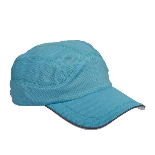Scala---Sportieve-ventilerende-pet-voor-dames---Blauw