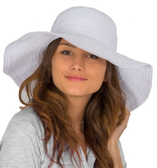 Rigon---UV-flaphoed-voor-dames---Egaal-wit
