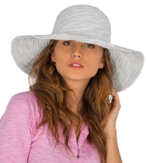 Rigon---UV-flaphoed-voor-dames---Wit