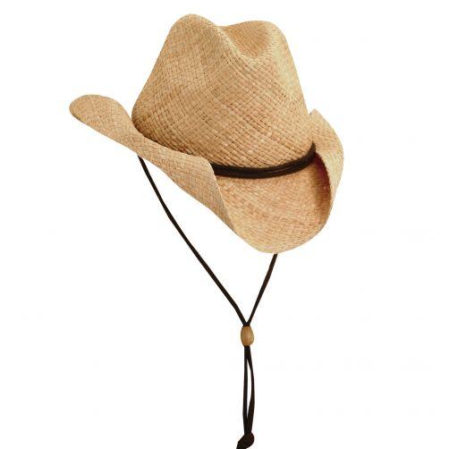Dorfman-Pacific---Western-hoed-voor-kinderen---Bruin