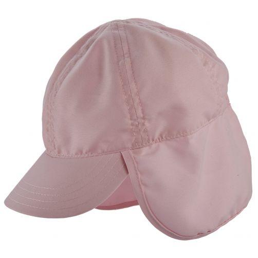 Dorfman-Pacific---Pet-met-flap-voor-baby's---Roze