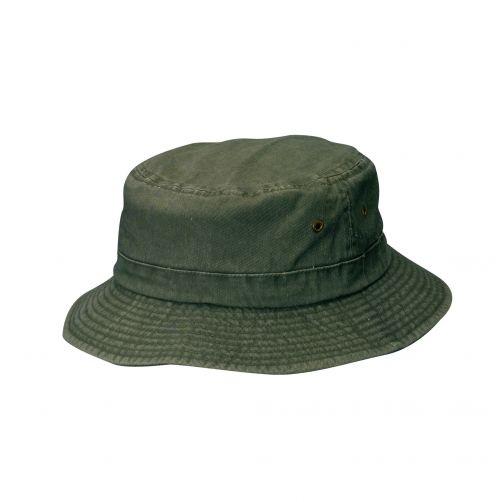 Dorfman-Pacific---Bucket-hoed-voor-kinderen---Donkergroen