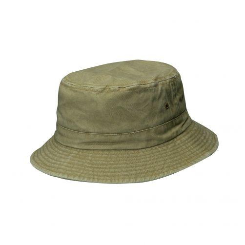 Dorfman-Pacific---Bucket-hoed-voor-kinderen---Groen