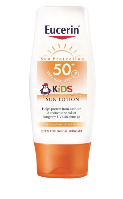 Eucerin---UV-zonnebrandcrème-voor-kinderen---Sun-kids-lotion-SPF50+