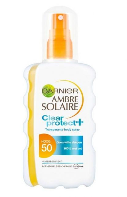 Garnier---UV-zonnebrandspray---Ambre-solaire-Clear-protect-SPF50+