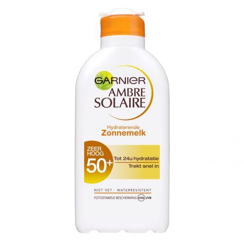 Garnier---UV-zonnemelk---Ambre-solaire-Classic-milk-SPF50