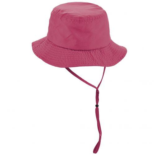 Tropical-Trends---Microfiber-bucket-hoed-voor-dames---Fuchsia