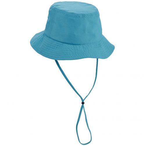 Tropical-Trends---Microfiber-bucket-hoed-voor-dames---Turkoois