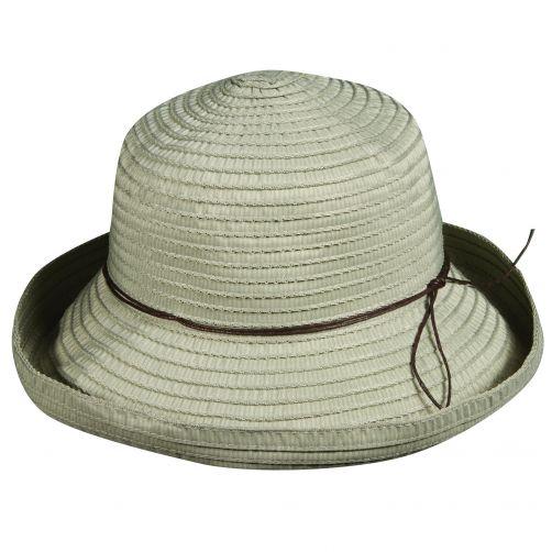 Scala---UV-vormbare-hoed-voor-dames---Groen