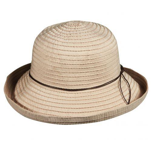 Scala---UV-vormbare-hoed-voor-dames---Kaki