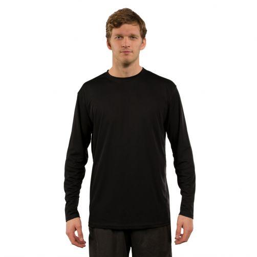 Vapor-Apparel---UV-shirt-met-lange-mouwen-voor-heren---zwart