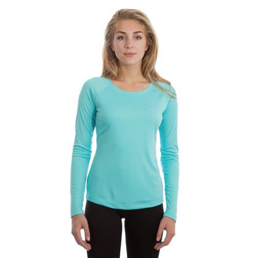Vapor-Apparel---UV-shirt-met-lange-mouwen-voor-dames---lichtblauw
