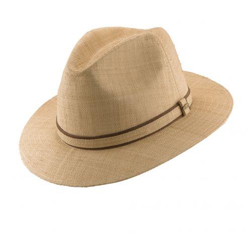 Scala---Safari-raffia-hoed-voor-heren---Naturel